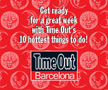 Time Out Barcelona - Que no te puedes perder