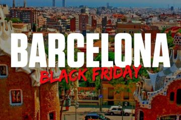 Barcelona Black Friday